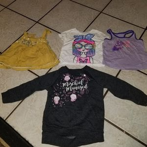 Shirts & Tops - Size 2T Tops